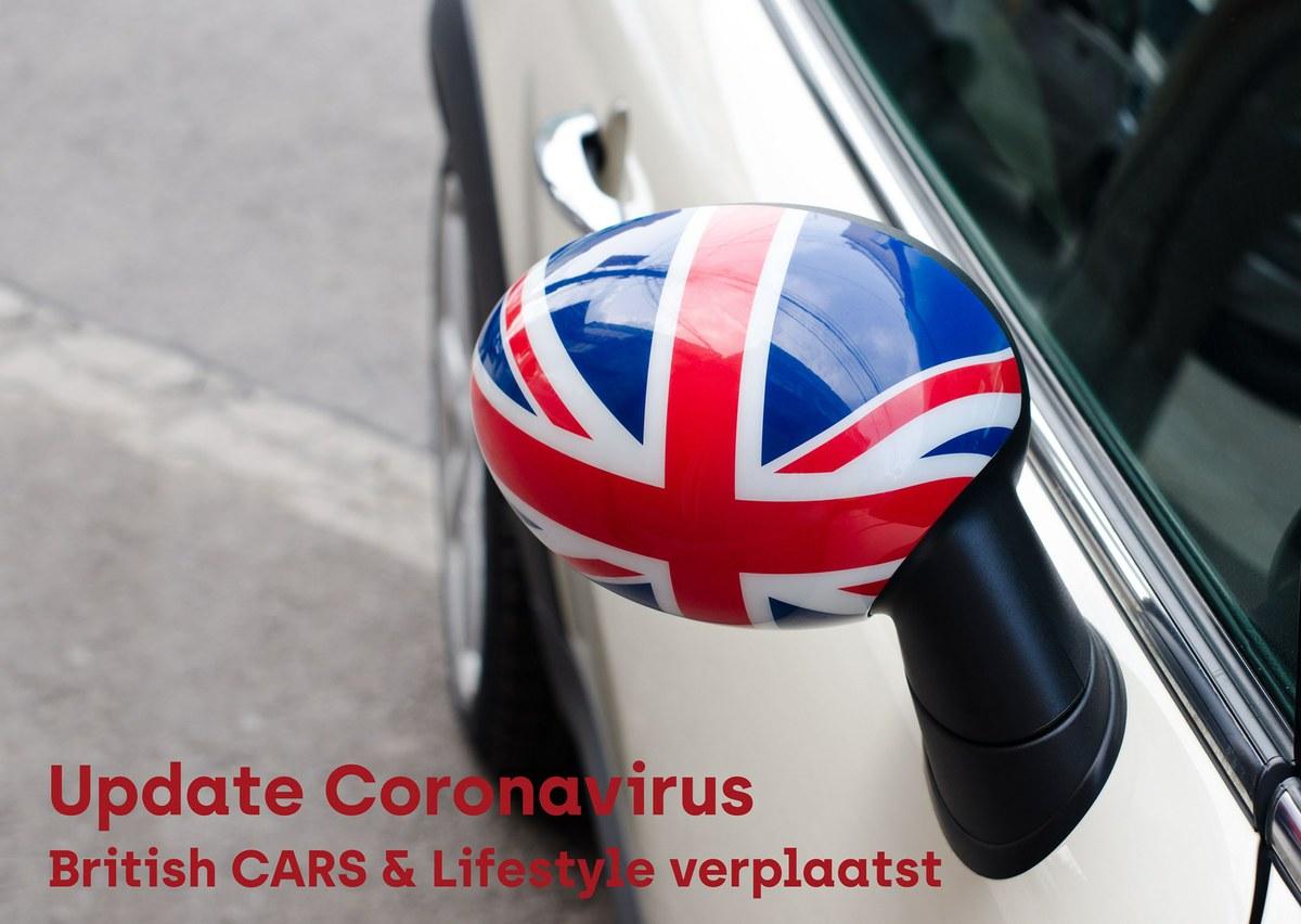 British Cars and Lifestyle afgelast