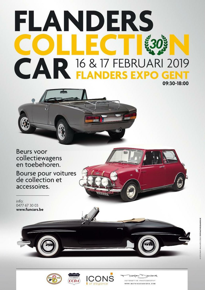 Flanders Collection Car