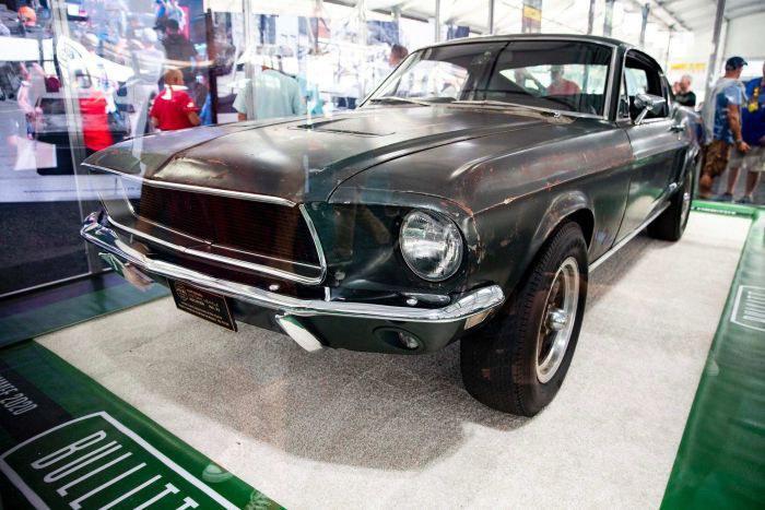 Ford Mustang GT verkocht voor 3,74 miljoen dollar