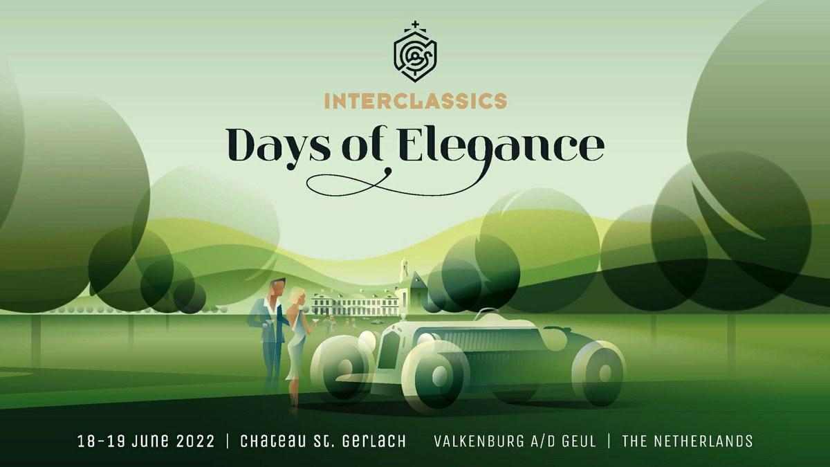 InterClassics kondigt nieuw high class event in juni 2022 aan