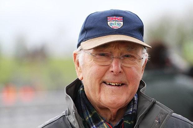 Murray Walker overleden op 97 jarige leeftijd